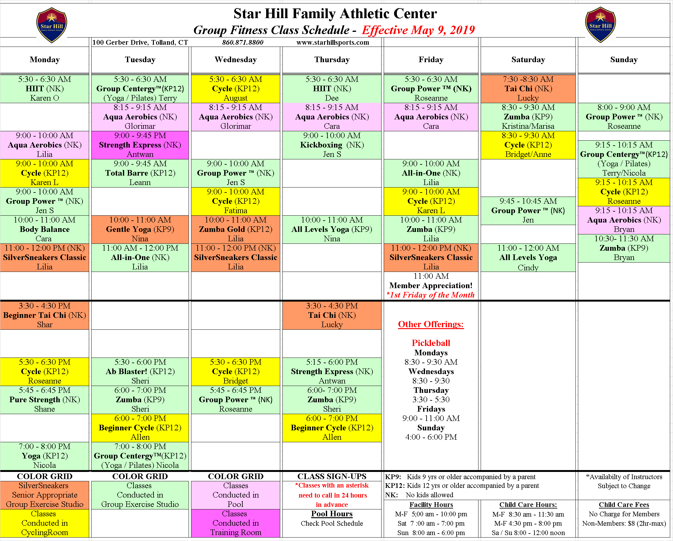 fit sched 5-9-19