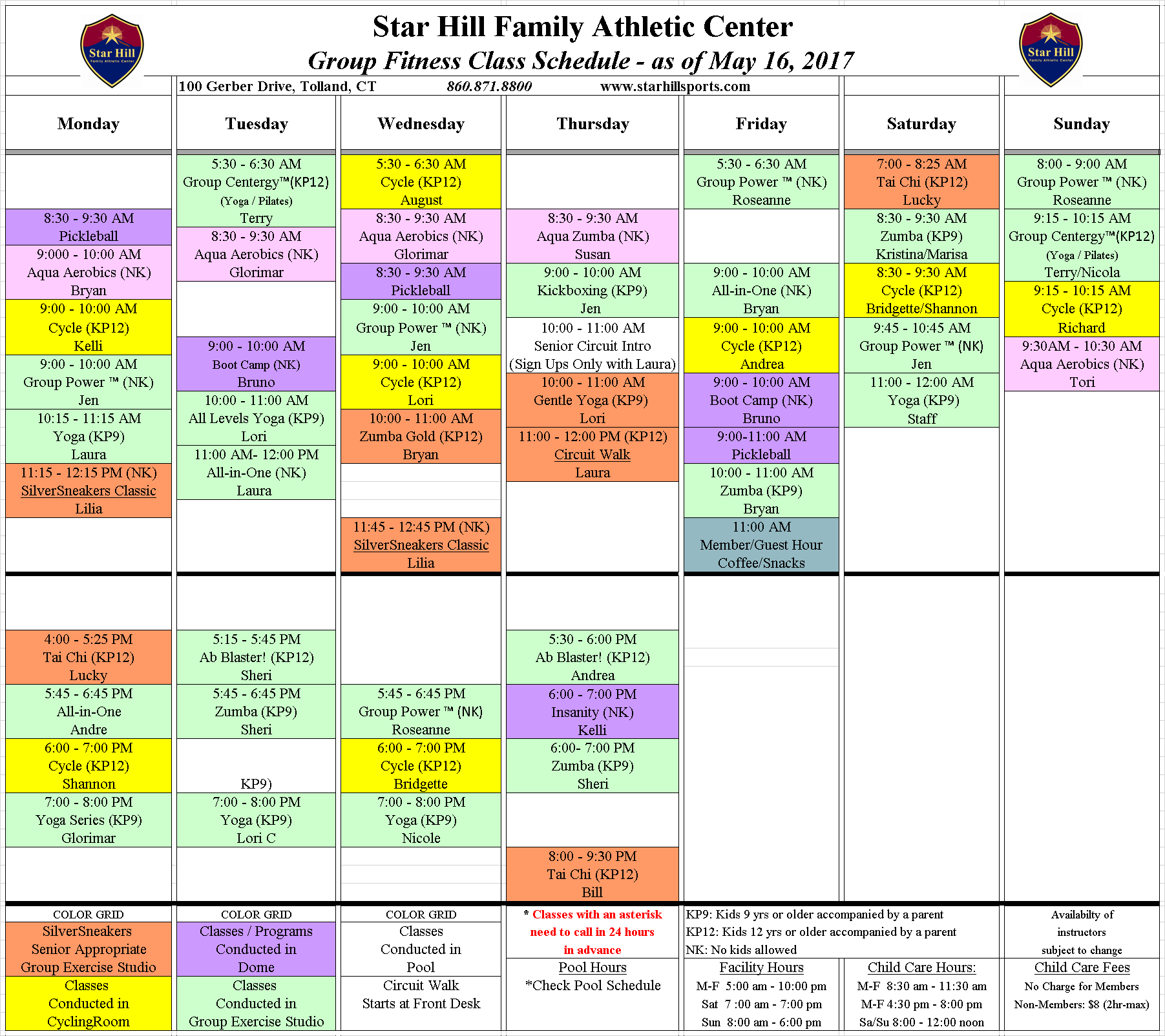 Fit Sched 5-16-17