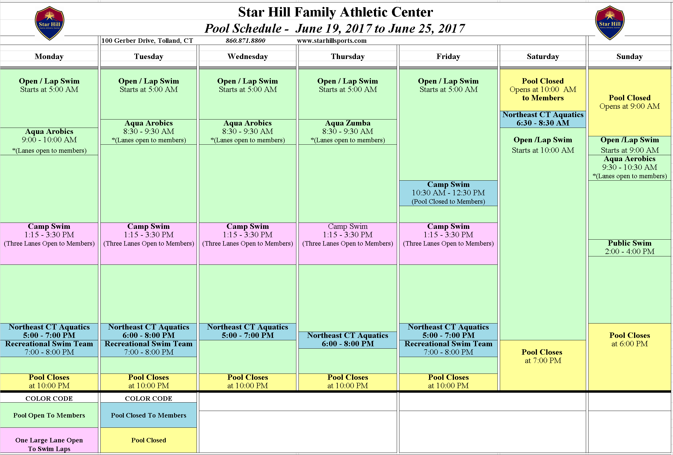 Poolsched6-19-17