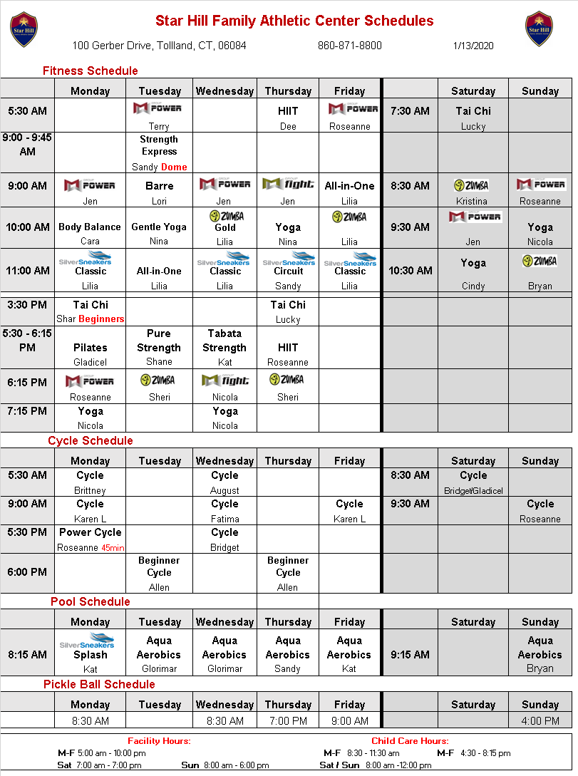 fit sched 1-13-20