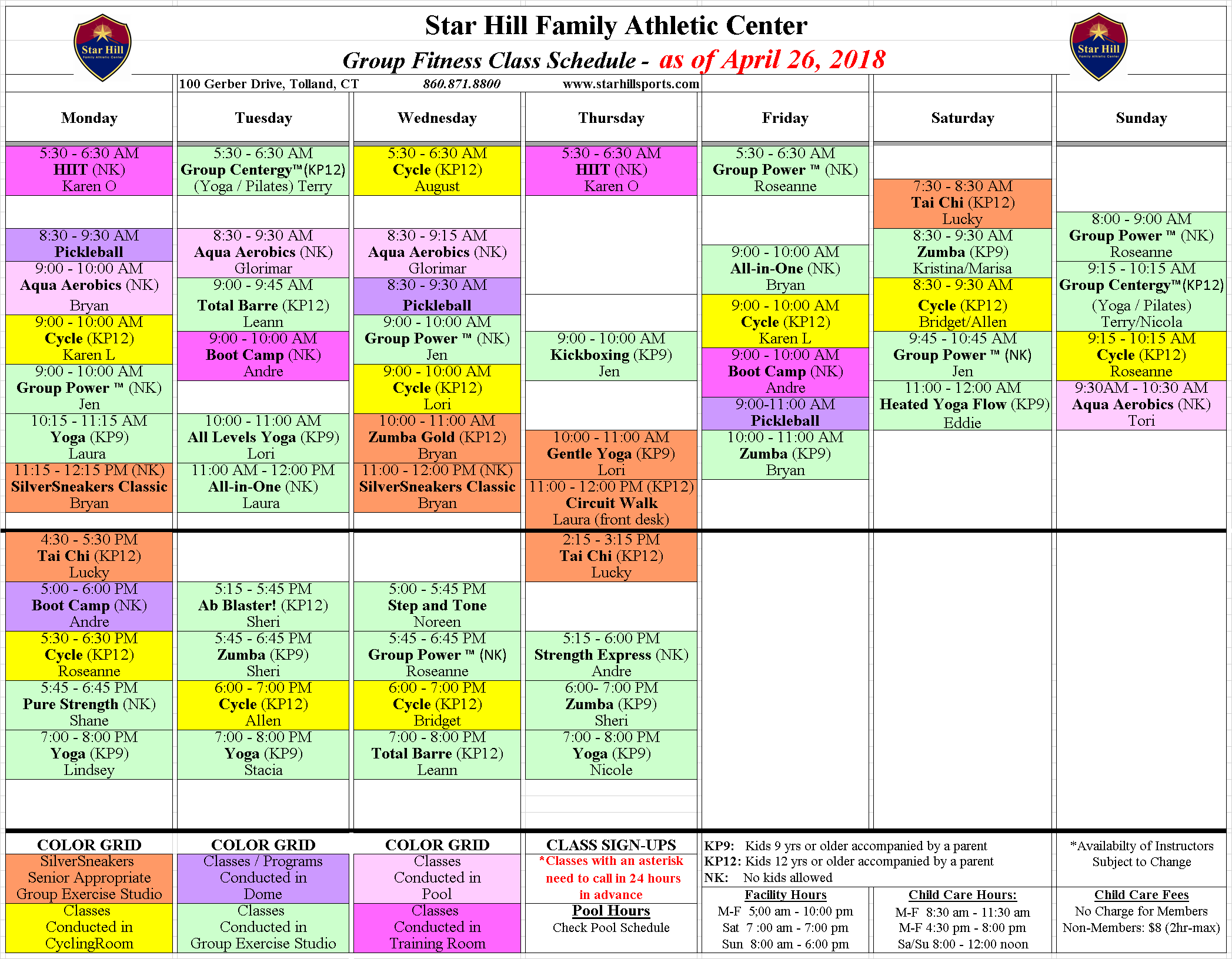 fit sched 4-26-18